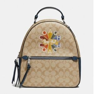 Coach Bags - Coach Backpack in Signature Canvas